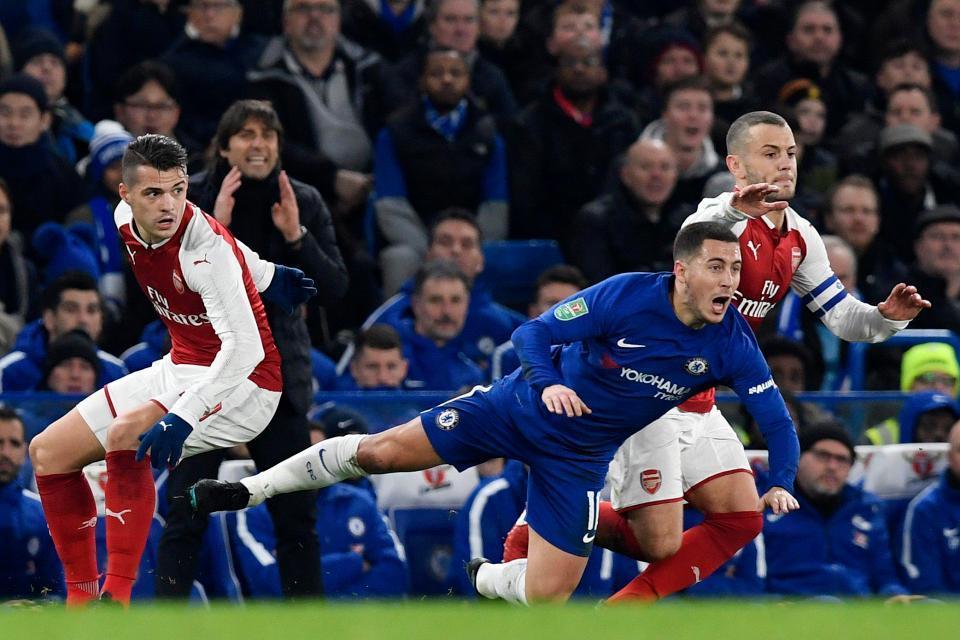 Chelsea,Arsenal,Cúp Liên đoàn Anh,Kết quả bóng đá