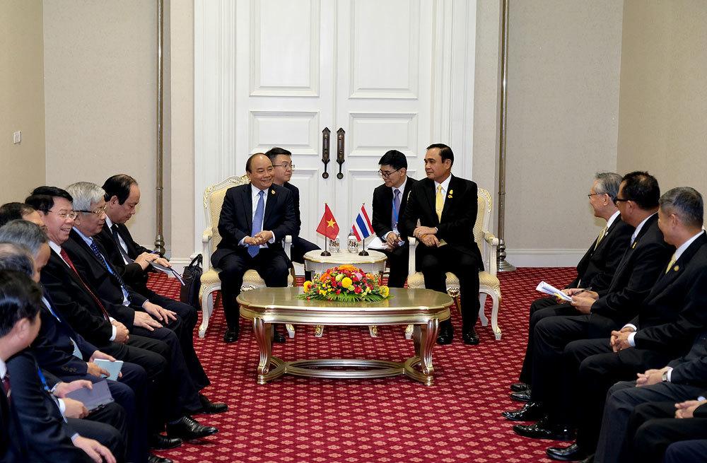 Việt-Trung,Trung Quốc,Thủ tướng Nguyễn Xuân Phúc,Thủ tướng Trung Quốc
