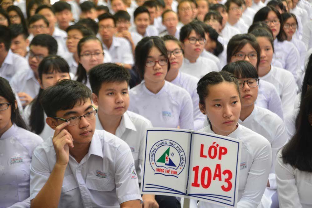 Bỏ cộng điểm thi nghề, nhà trường và học sinh giảm gánh nặng