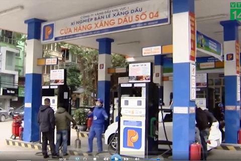 Hà Nội: Xe ô tô dung tích 70 lít, cây xăng đổ 80 lít mới đầy