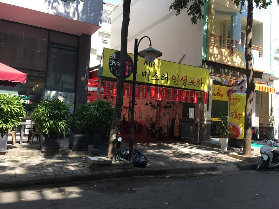 Phú Mỹ Hưng,mỹ quan đô thị,vi phạm trật tự xây dựng