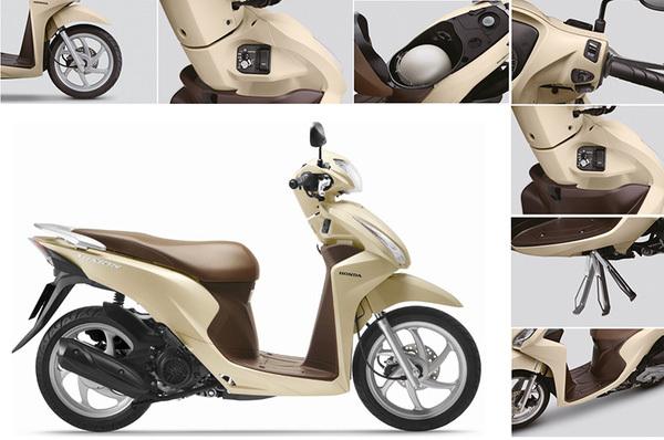 Top 5 xe máy 'nồi đồng cối đá' nên mua trong năm 2018