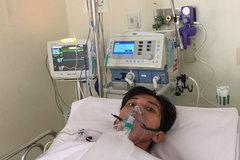 Con tai nạn đa chấn thương, mẹ lượm ve chai cầu cứu
