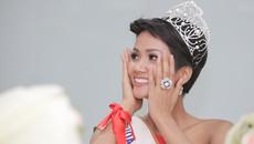 Những màn trả lời thật thà đáng yêu của Hoa hậu H'Hen Niê