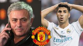 MU tuyển sao Bỉ, Mourinho gọi điện cho Asensio