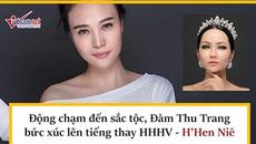 Bạn gái Cường Đôla bức xúc lên tiếng bảo vệ Hoa hậu H'Hen Niê