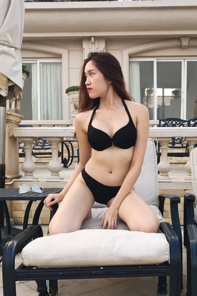 Sở thích mặc gợi cảm của hot girl nóng bỏng nhất VTV