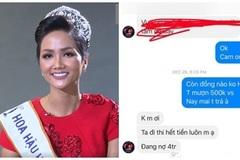 H'Hen Niê lên tiếng về tin đồn nợ nần trước khi thành Hoa hậu