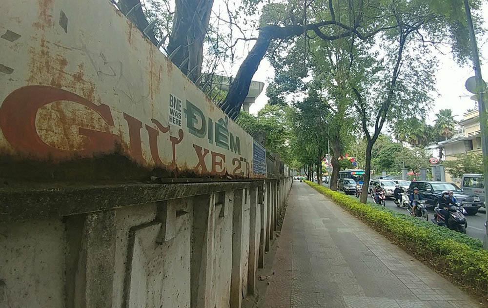 Đoàn Ngọc Hải,vỉa hè,dẹp vỉa hè,dẹp bãi giữ xe,quận 1,Sài Gòn