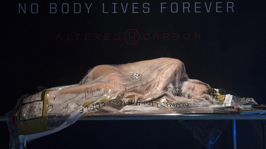 CES 2018,người bất tử,Triển lãm công nghệ