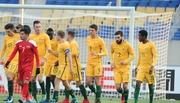 U23 Australia đè bẹp U23 Syria trận ra quân U23 châu Á