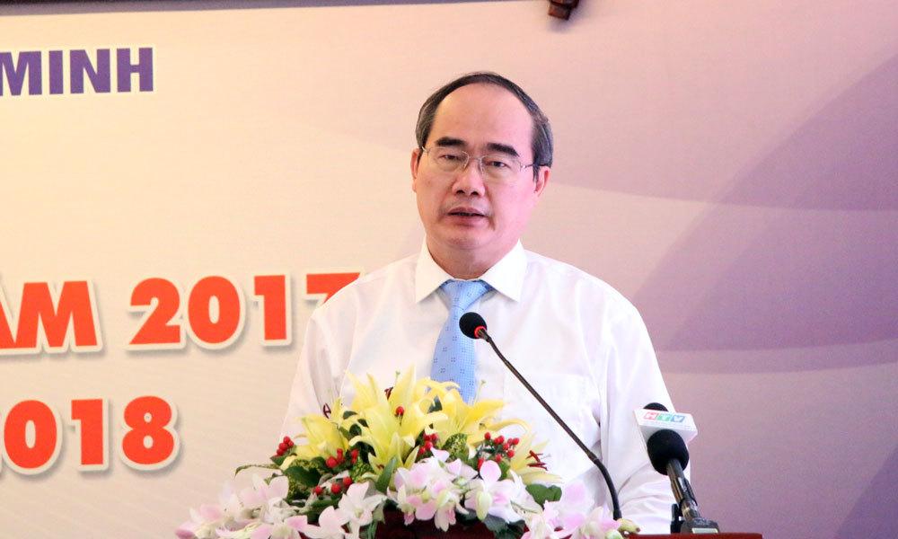 Nguyễn Thiện Nhân,Ban Tuyên giáo,tham nhũng,TP.HCM