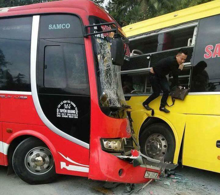 tai nạn,tai nạn giao thông,Tuyên Quang
