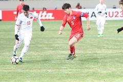 Video bàn thắng U23 Việt Nam 1-2 U23 Hàn Quốc