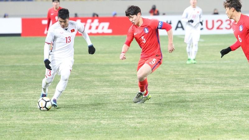 U23 Việt Nam,U23 Hàn Quốc,HLV Park Hang Seo,VCK U23 châu Á 2018