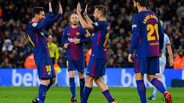 Messi nhảy tango, Barca thổi bay kỵ dơ Celta Vigo