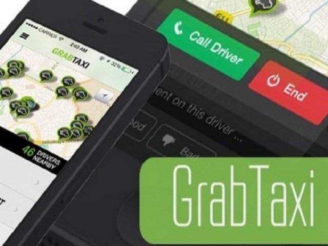 Grab,GrabTaxi,taxi công nghệ,taxi truyền thống