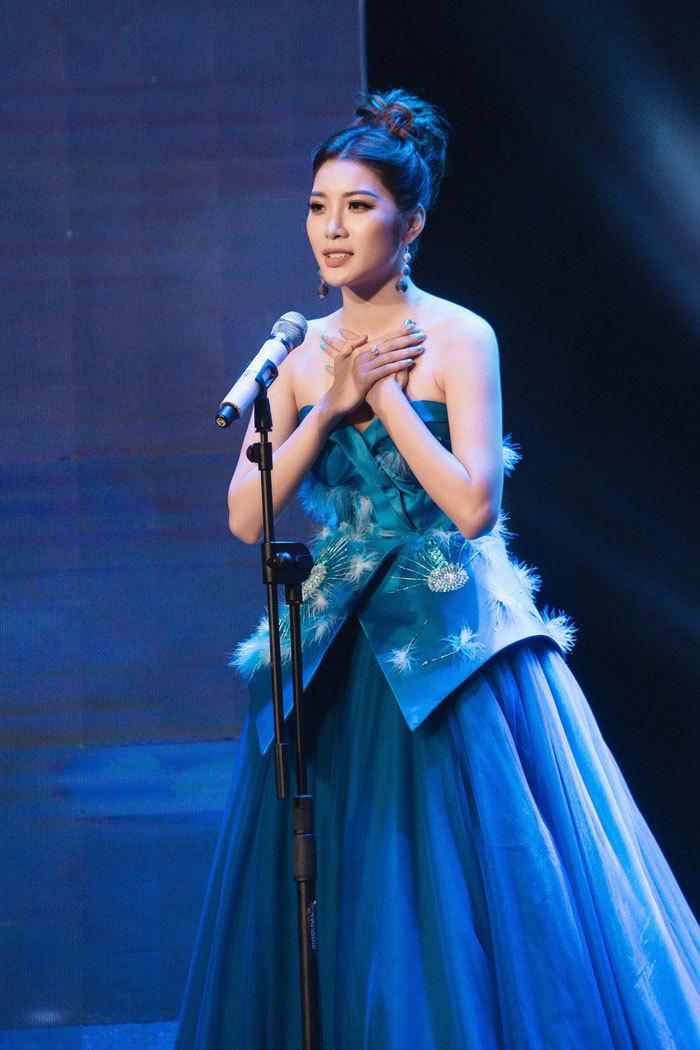 Á hậu Yan My,diễn viên Yan My