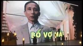 Bố mẹ hai bên hát rap trong đám cưới Nhật Anh Trắng 'gây sốt'