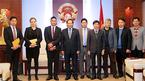 Bộ trưởng Trương Minh Tuấn tiếp đại diện Facebook
