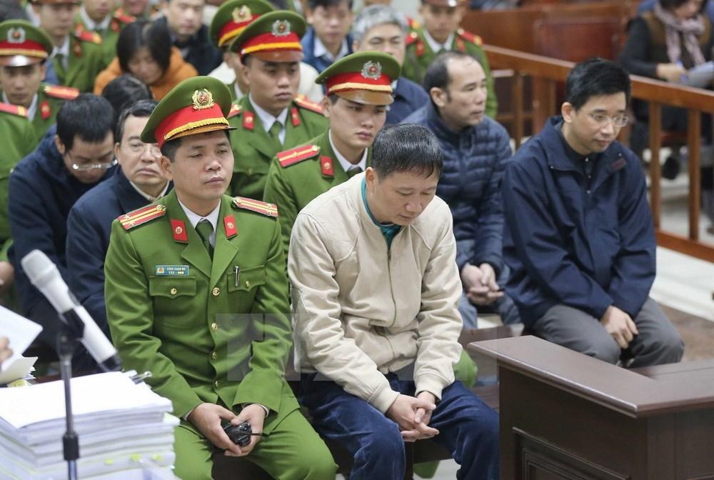 Trịnh Xuân Thanh,xét xử Trịnh Xuân Thanh,PVP Land