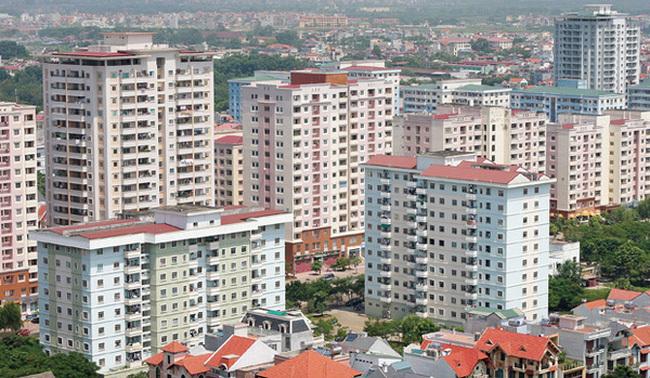 Năm 2018 sẽ có thêm 11 triệu m2 sàn nhà ở cho người dân thủ đô