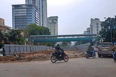 Xén dải phân cách, mở rộng đường Nguyễn Chí Thanh lên 10 làn xe