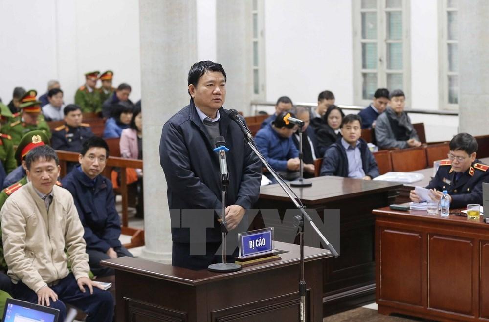Lời đau xót của đại diện VKS trong vụ án Đinh La Thăng