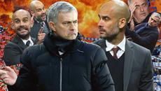 """MU sống mái đấu Man City, Mourinho """"bỏ"""" đi"""