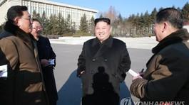 Kim Jong Un tuyên bố không sợ bị trừng phạt cả thế kỷ nữa
