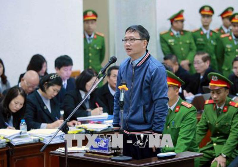 Đinh La Thăng,Trịnh Xuân Thanh,Xét xử Đinh La Thăng,Xét xử Trịnh Xuân Thanh,Vụ án Đinh La Thăng,Vụ án Trịnh Xuân Thanh