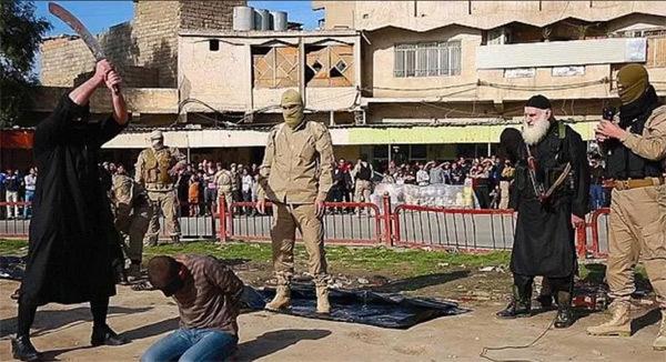 Nhà nước Hồi giáo (IS) tự xưng,tổ chức IS,đao phủ IS