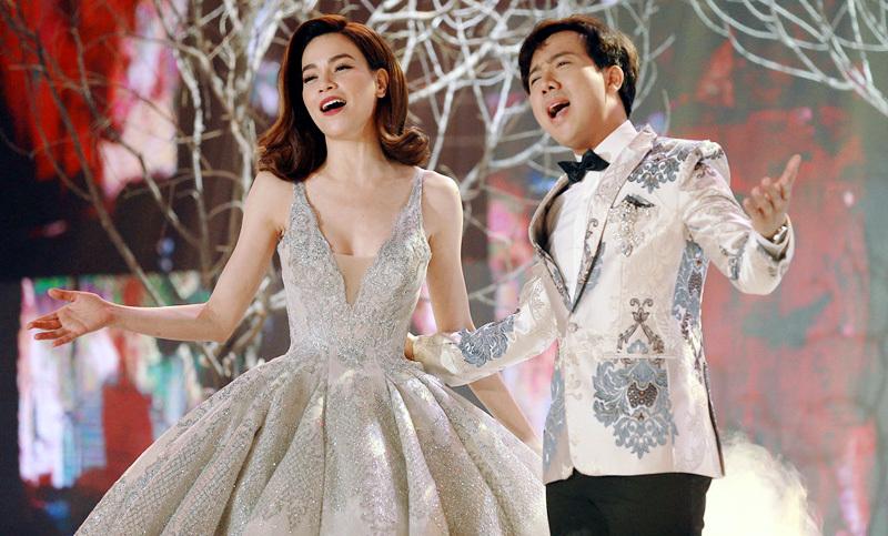 Nhà sản xuất DVD có Hà Hồ hát xin lỗi nhạc sĩ Minh Min