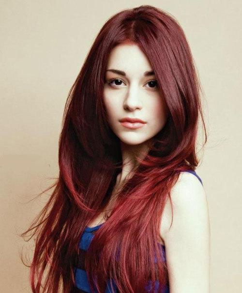 7 màu tóc nhuộm đẹp xuân hè 2018 bạn không thể bỏ qua - ảnh 4