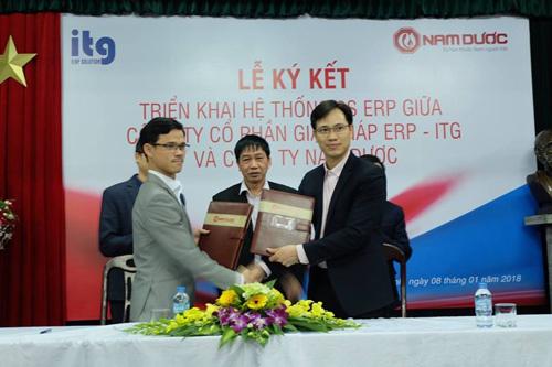 3S ERP giải bài toán quản trị cho doanh nghiệp dược