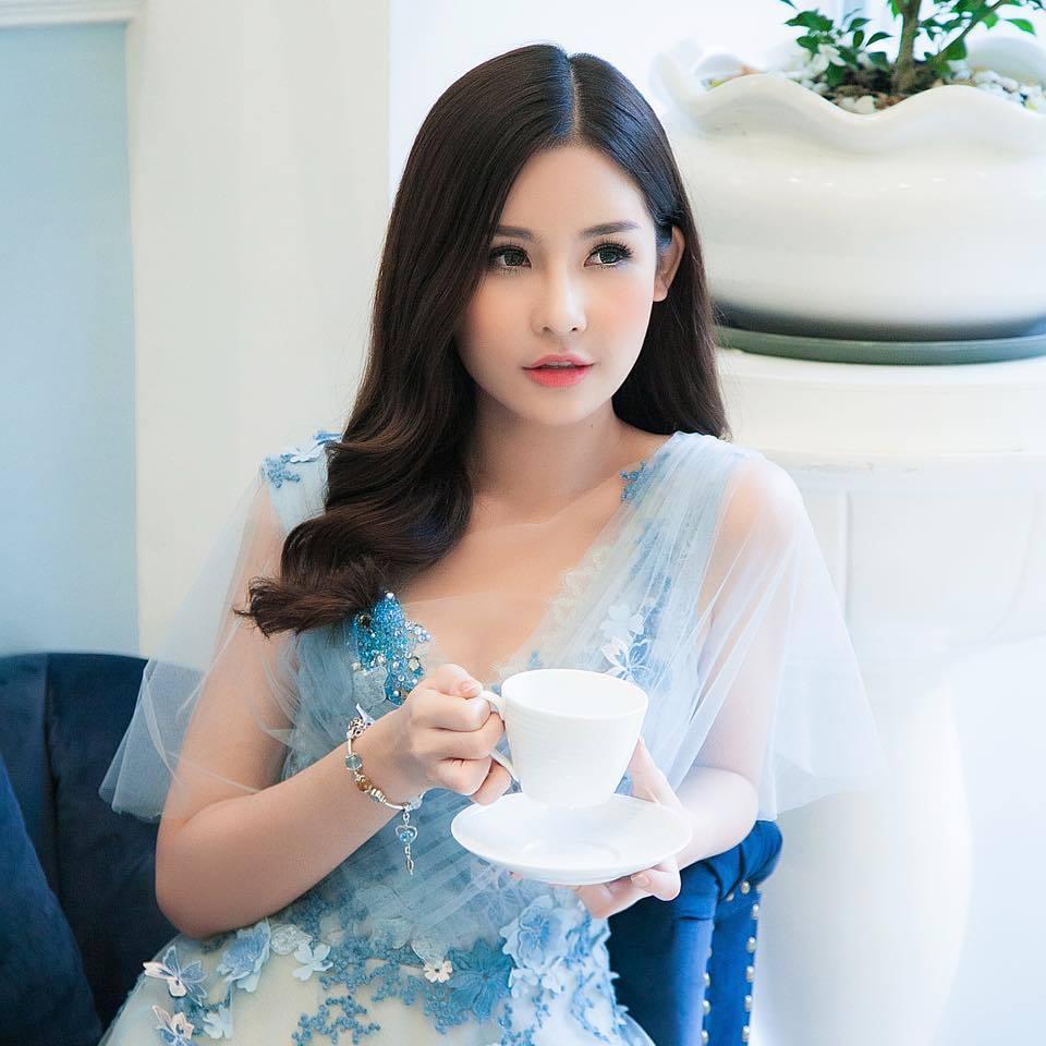 Hoa hậu Đại dương 2017,Lê Âu Ngân Anh