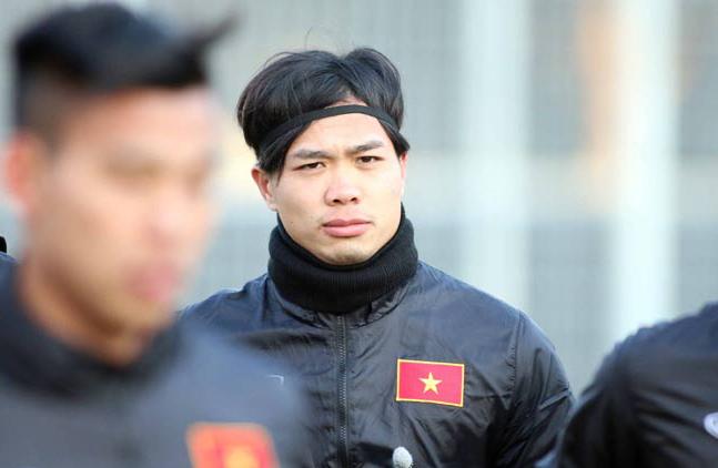 U23 Việt Nam,HLV Park Hang Seo,U23 Australia,Công Phượng