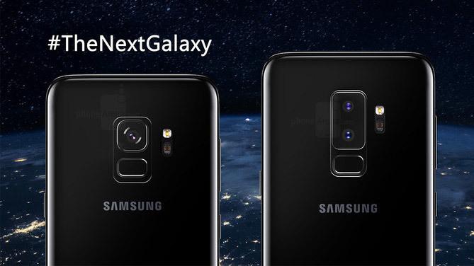 Vỏ hộp Galaxy S9 tiết lộ những bí mật thú vị