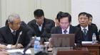 LS nhắc chuyện chi phí quà biếu trong vụ án Đinh La Thăng