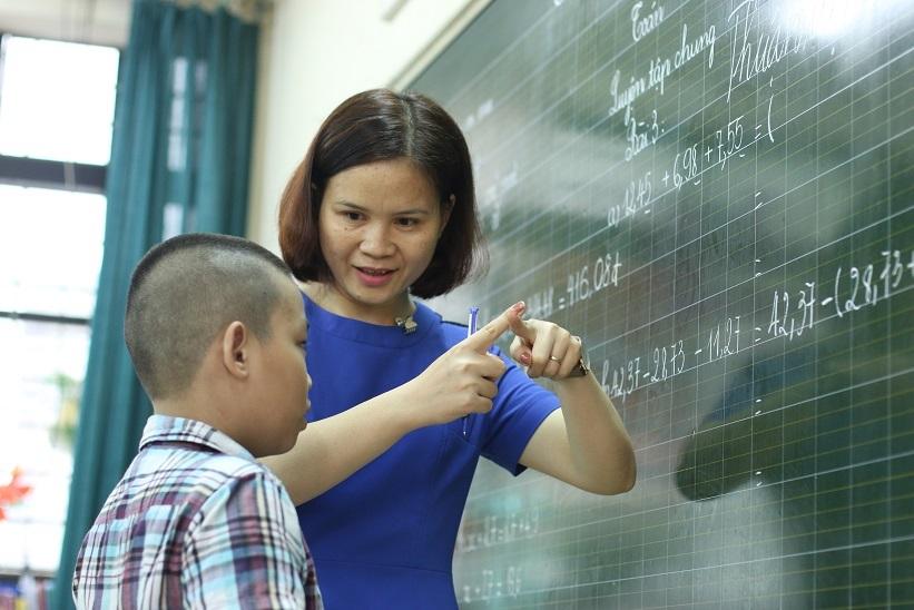 chương trình phổ thông mới,sách giáo khoa mới,môn Toán,Đổi mới giáo dục