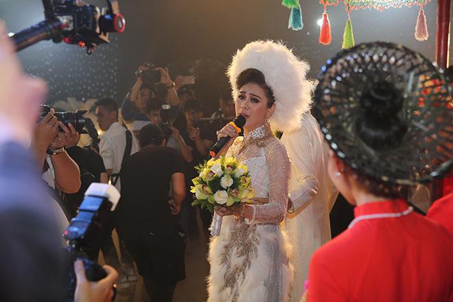 Lâm Khánh Chi,Đám cưới,Người chuyển giới,Quý Bình