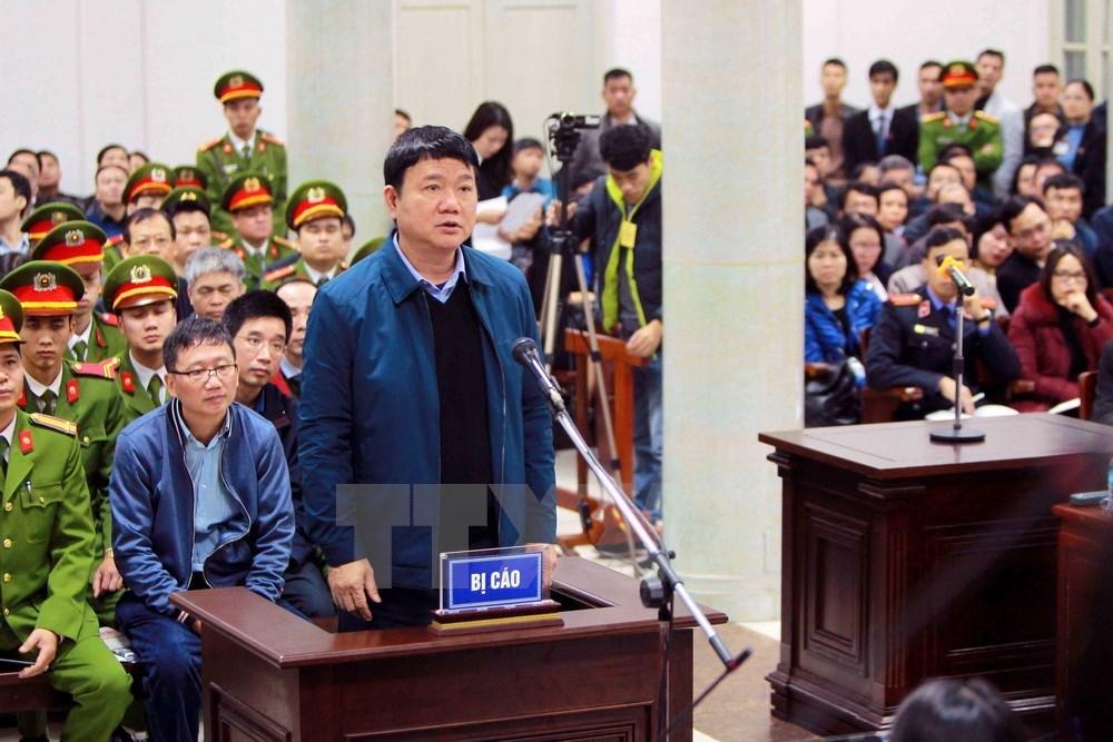 Đinh La Thăng,Trịnh Xuân Thanh,PVN,tập đoàn dầu khí,OceanBank,các vụ đại án,tham nhũng