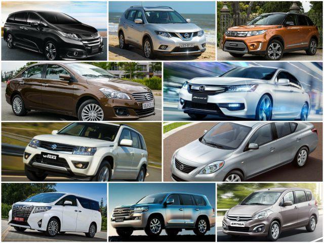ô tô ế ẩm,ô tô Nhật,giá ô tô