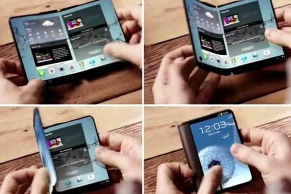 Samsung giới thiệu smartphone bí mật tại CES 2018