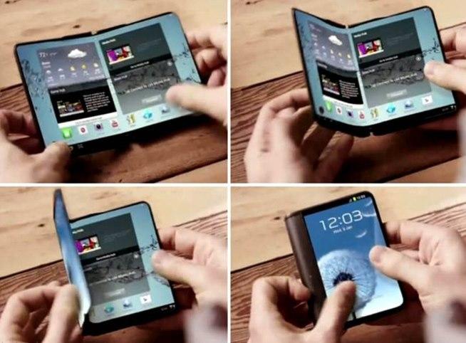samsung,smartphone gập,samsung x