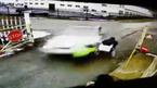 Đâm bay người đàn ông, tài xế ô tô lái xe tháo chạy