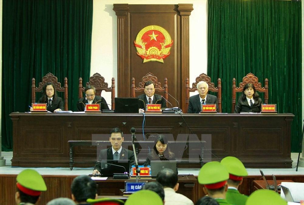 Đinh La Thăng,Trịnh Xuân Thanh,Vũ Đức Thuận,Xét xử Đinh La Thăng,Vụ án Đinh La Thăng,xử Đinh La Thăng,xét xử Trịnh Xuân Thanh