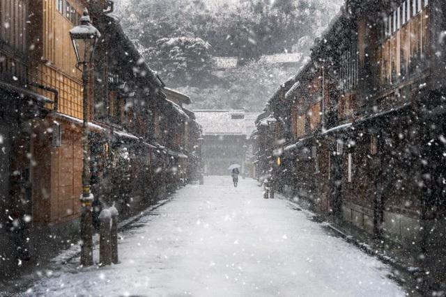 Nhật Bản,Mùa đông