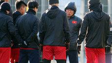 HLVParkHang Seo quyết gây địa chấn trước U23 Australia