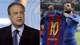 Real mua hụt Messi, Wenger báo tin buồn cho Arsenal